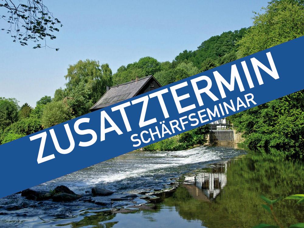 16.05.2020 Workshop Messerschärfen 15.00 - 19.00 Uhr